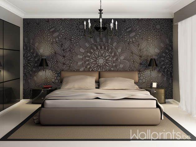 Slaapkamer Behang Voorbeelden : Luxe slaapkamer te inden bij voorbeelden slaapkamer product no
