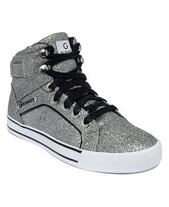 G by GUESS Women's Opall2 Hi Top Sneakers - Fashion Sneakers - Shoes -  Macy's