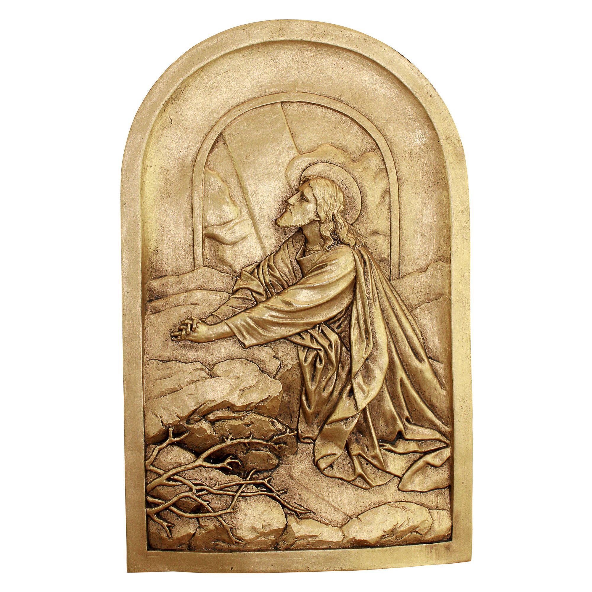 Jesus Praying on the Mount of Olives Wall Décor | Products ...