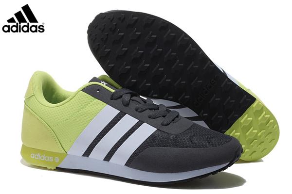 Herren Adidas Neo V Cloudfoam Race Sneaker V Schwarz