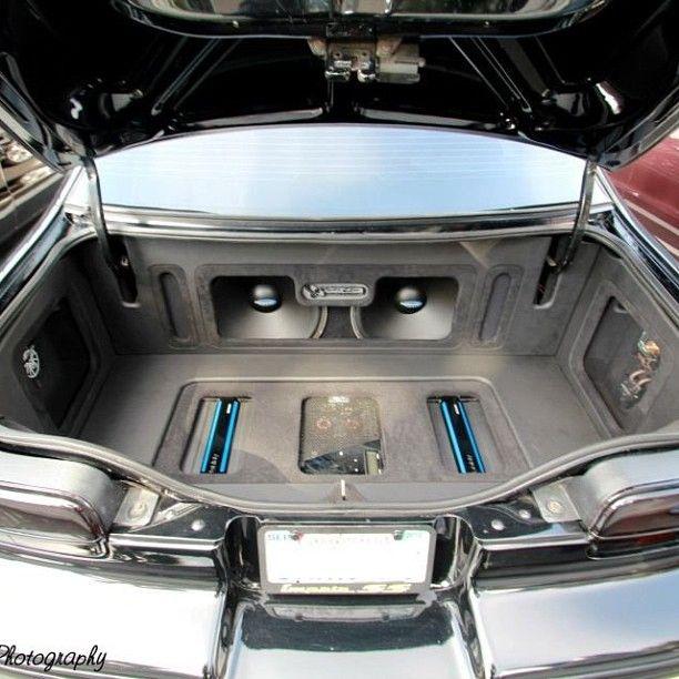 car audio custom install stereo. trunk walled off. darth ... |Stormtrooper Car Audio Custom Trunk Install