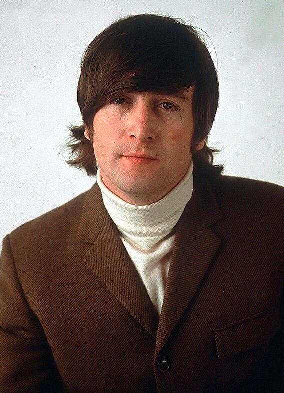 John in 1966