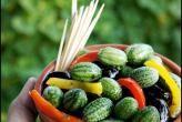 'Sandías' miniatura, una exótica delicia culinaria
