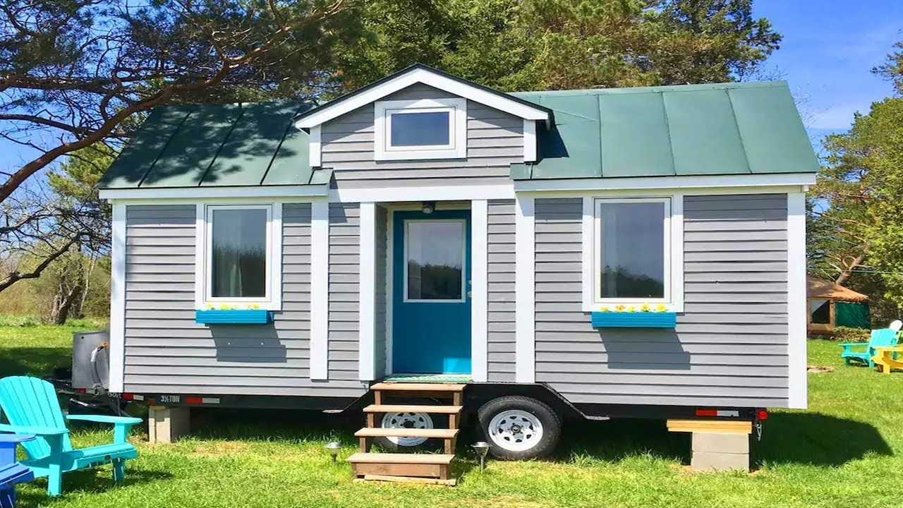 Astonishing Rusticator Tiny Home For Sale As Seen On Hgtv Perfect Home Home Interior And Landscaping Dextoversignezvosmurscom