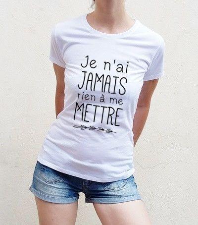 vente chaude en ligne 13872 8e1ac T shirt femme BIO