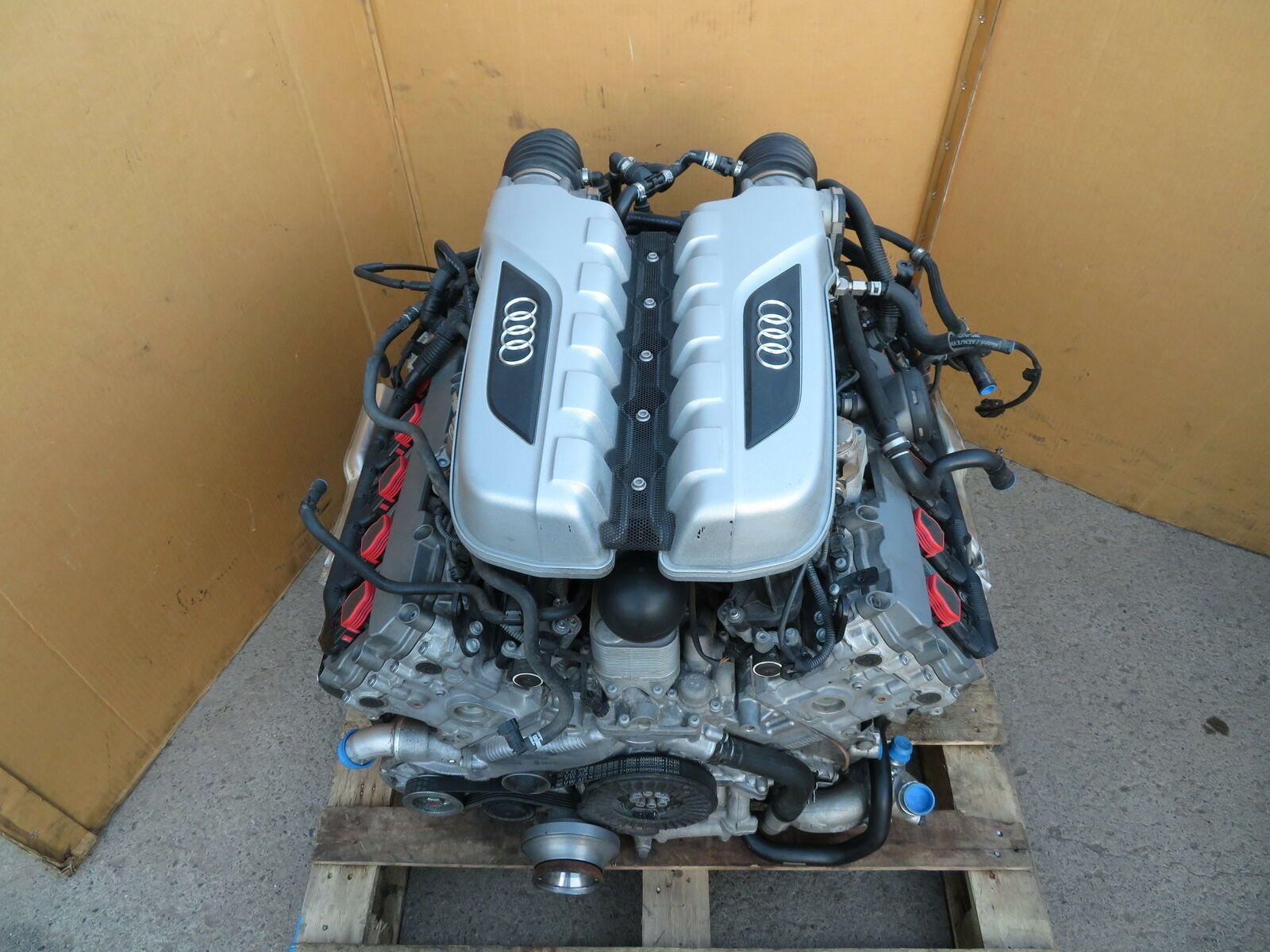V10 Engine V10 Engine Audi R8 Aston Martin Vanquish