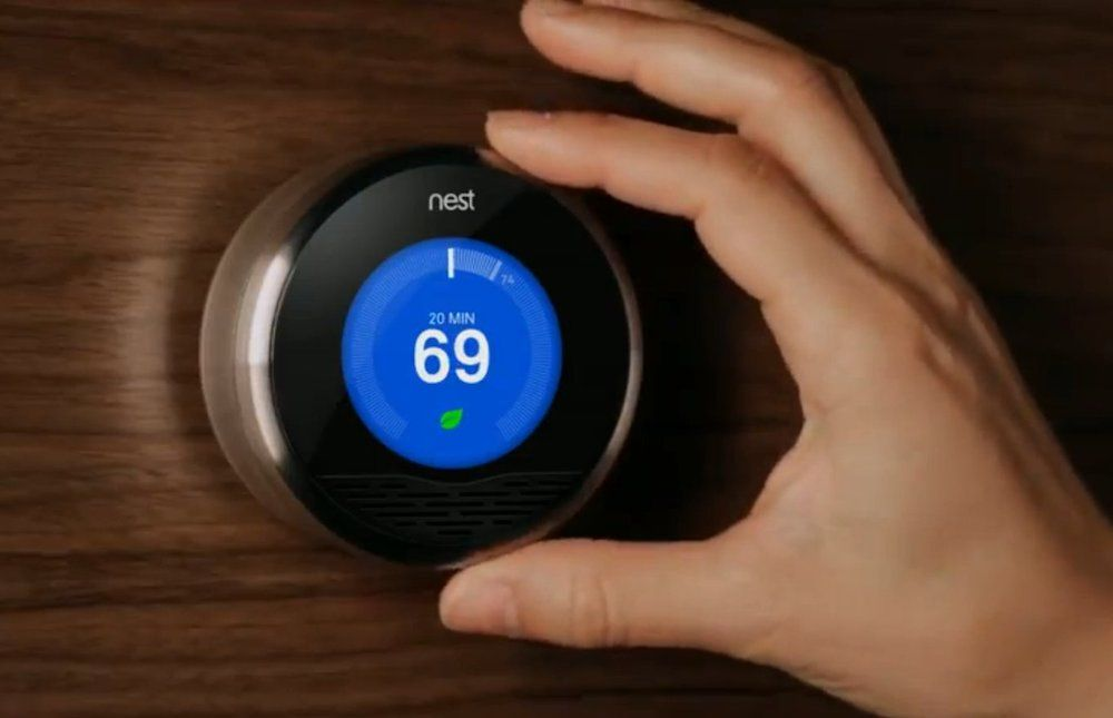 Smart Home Automation Must Have Gadgets With Images Smart Home Automation Nest Thermostat