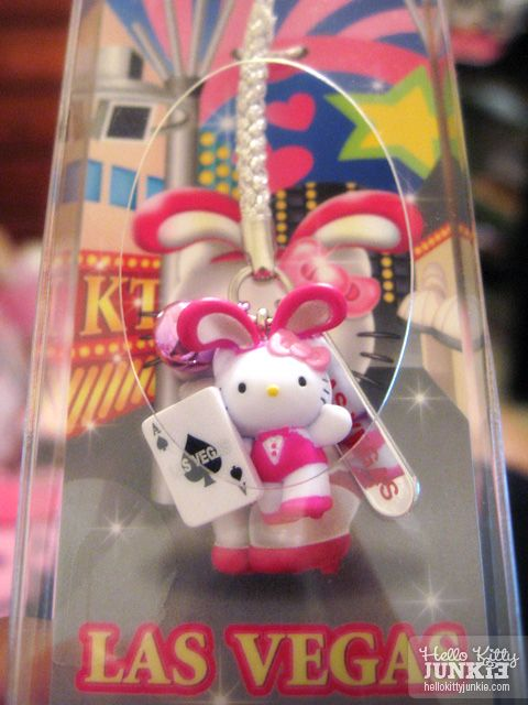 e7b5ee533 Las Vegas Design Hello Kitty Accessories, Hello Kitty Toys, Keychains, Las  Vegas,
