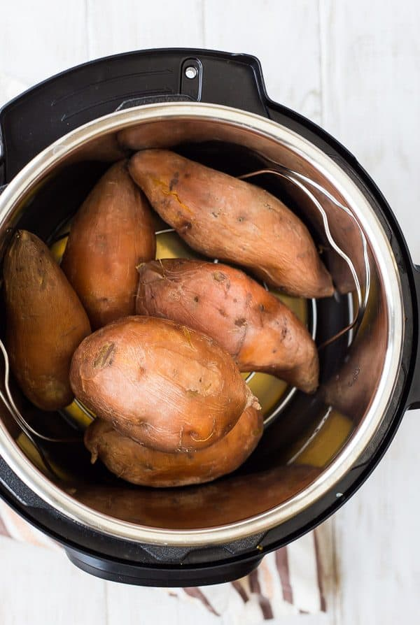 Instant Pot Sweet Potatoes Perfect Every Time! Recipe