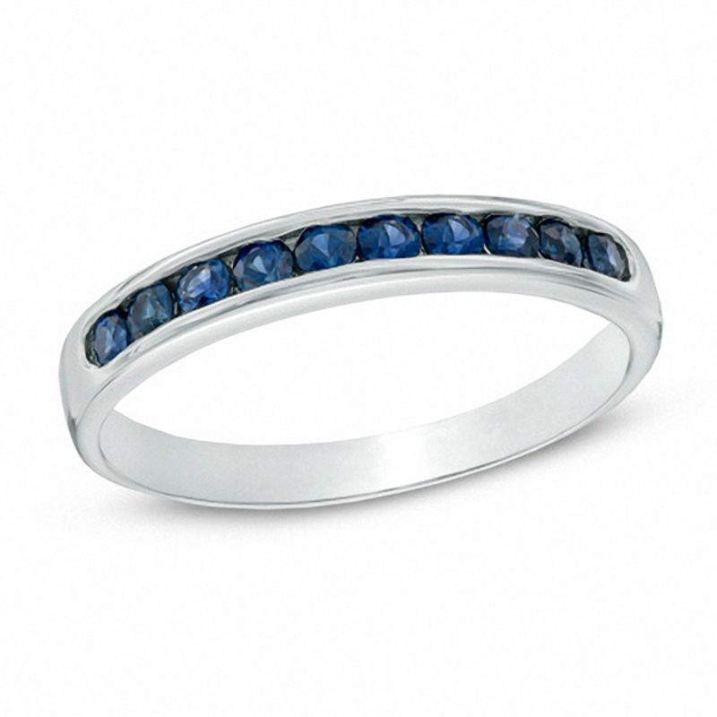 49+ Sapphire wedding bands for him ideas