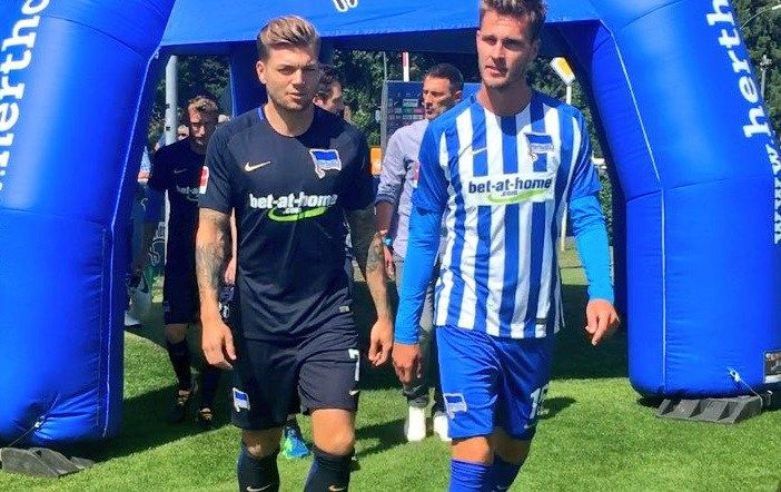Hertha Berlin 2017 18 Nike Home 34ce48d71