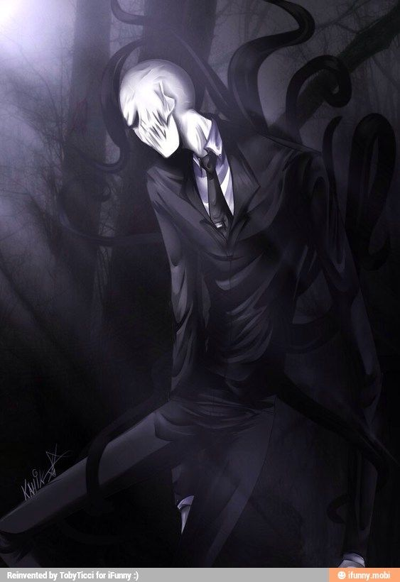 creepypasta, slenderman