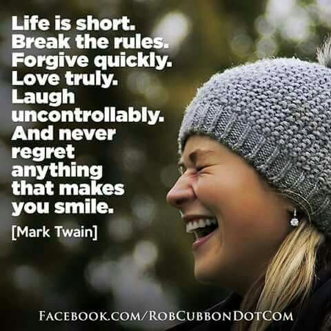 Life Is Short Your Smile Make You Smile Life Is Short