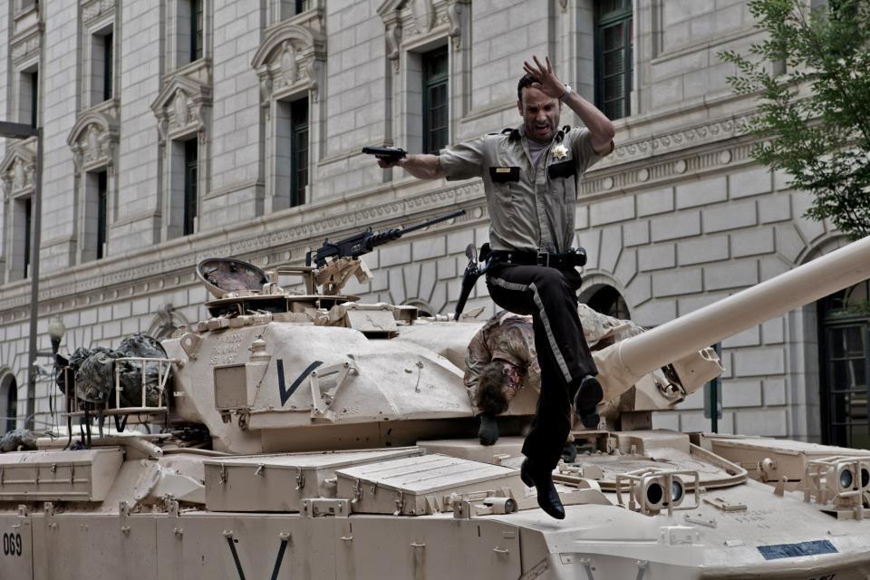 The Walking Dead - Season 1 - Episode 1 - Photo by Gene Page/AMC