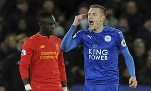 Jamie Vardy claims 'unfair' criticism fired up Leicester City to hit back
