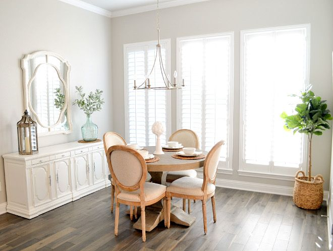repose gray by sherwin williams neutral breakfast nook on popular designer paint colors id=96721