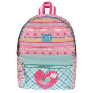 2daf99567bc lief! lifestyle rugzak / schooltas voor meisjes   tassencollectie 2015    backpack for girls   bag collection 2015 www.lieflifestyle.nl