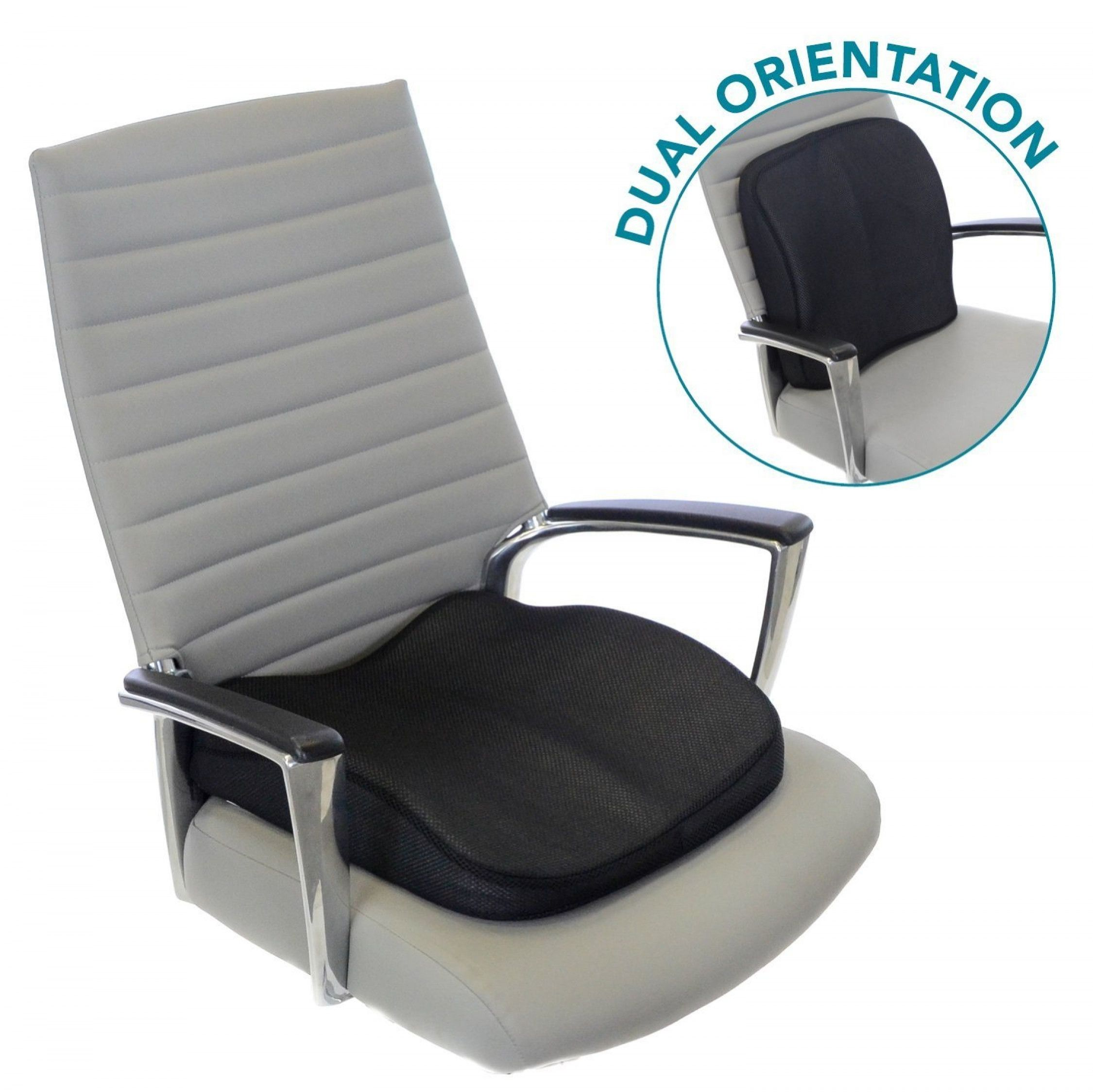 Back Support Seat Cushion For Office Chair