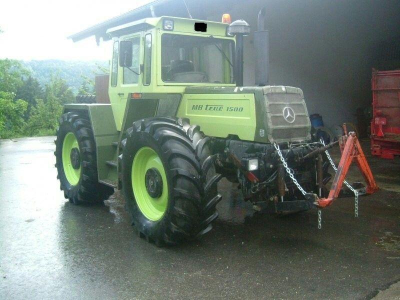 mb trac 1500 mb trac vehicles und tractors. Black Bedroom Furniture Sets. Home Design Ideas