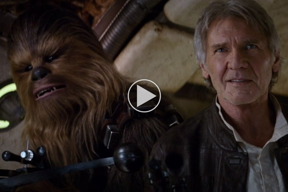 NY TRAILER TIL STAR WARS: THE FORCE AWAKENS