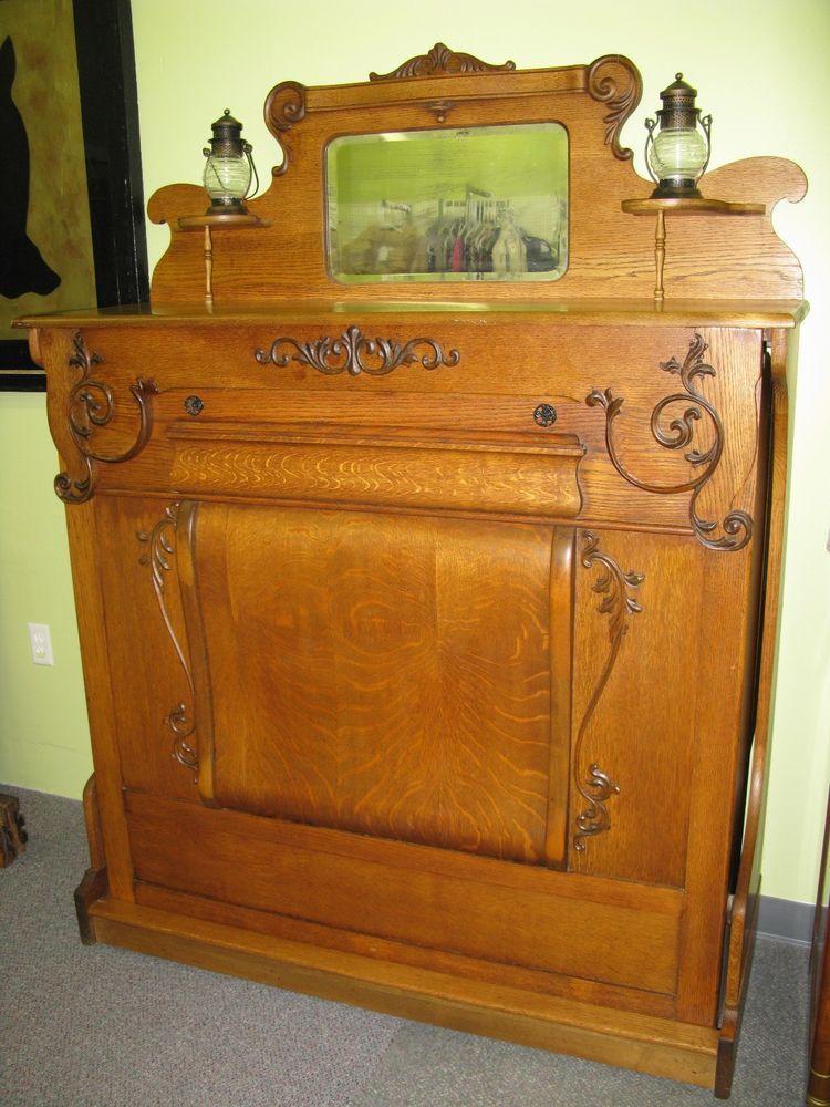 Fantastic Antique Murphy Bed From The 1800S Victorian Bedroom Uwap Interior Chair Design Uwaporg