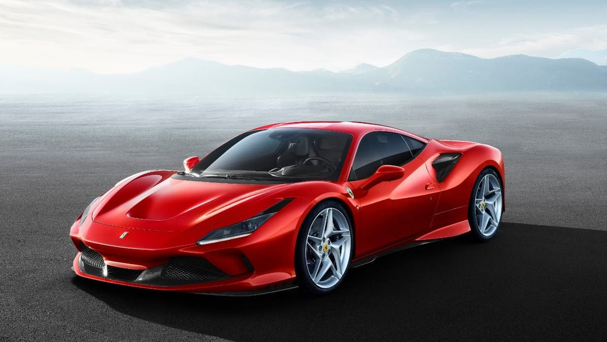 Ferrari Announces New F8 Tributo Its Most Powerful V8 Supercar Ever Ferrari Car New Ferrari Super Cars