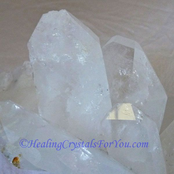 Clear Quartz Crystals Meaning  Use Embody Clear White Spiritual Light and  that the  have a  to  they assist the to to create a