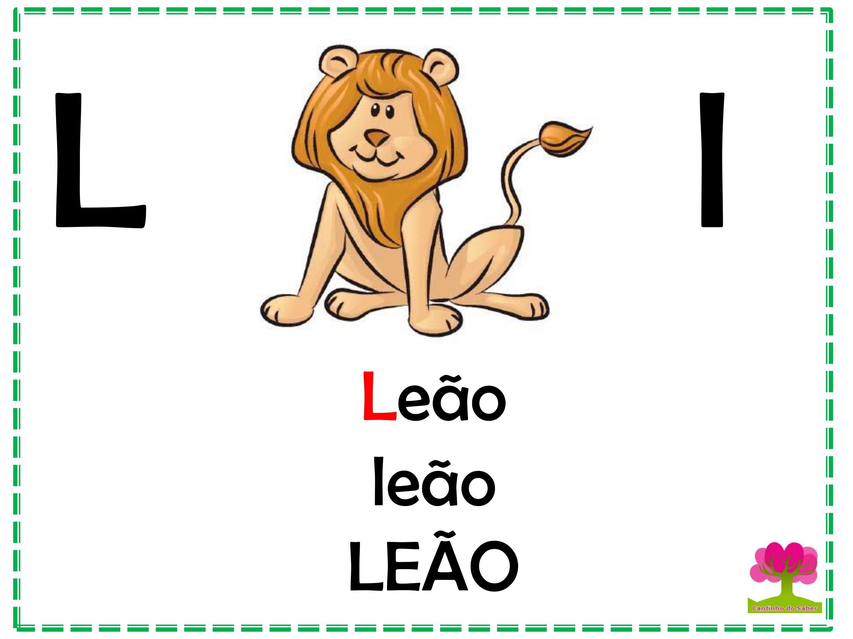 Abecedario De Letras Para Imprimir: Alfabeto Colorido Em Letra Bastão Para Imprimir L