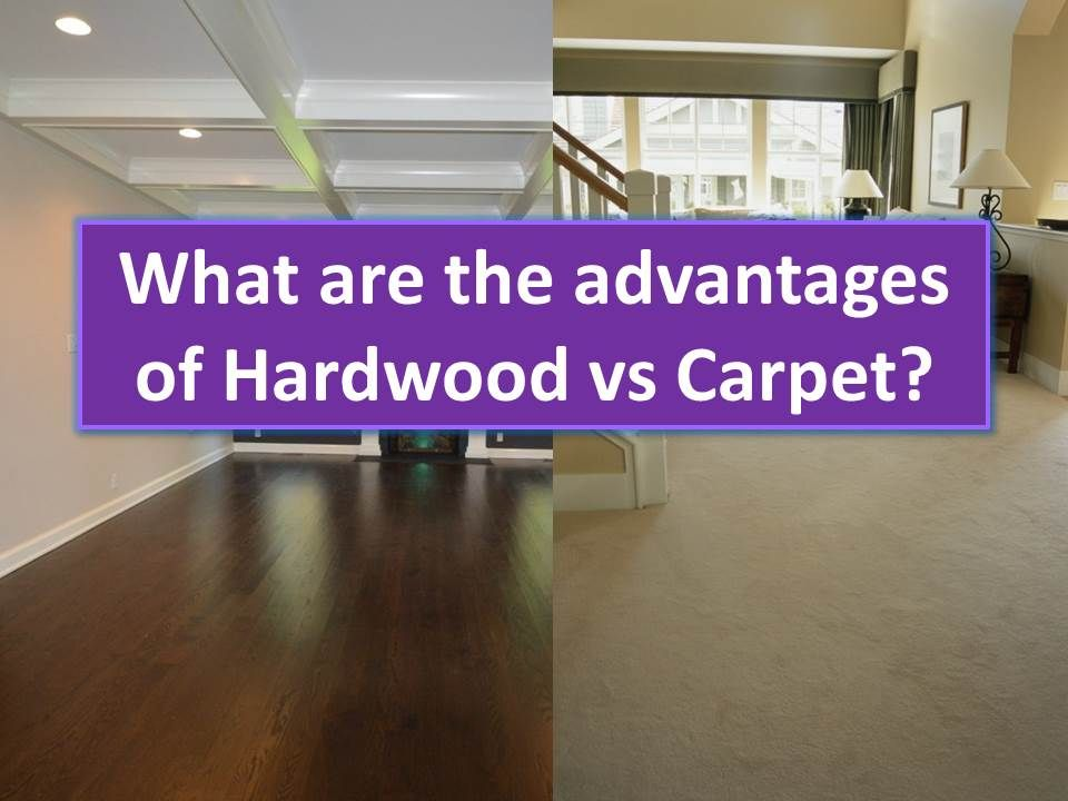 What Are The Advantages Of Hardwood Over Carpet Pinterest Real