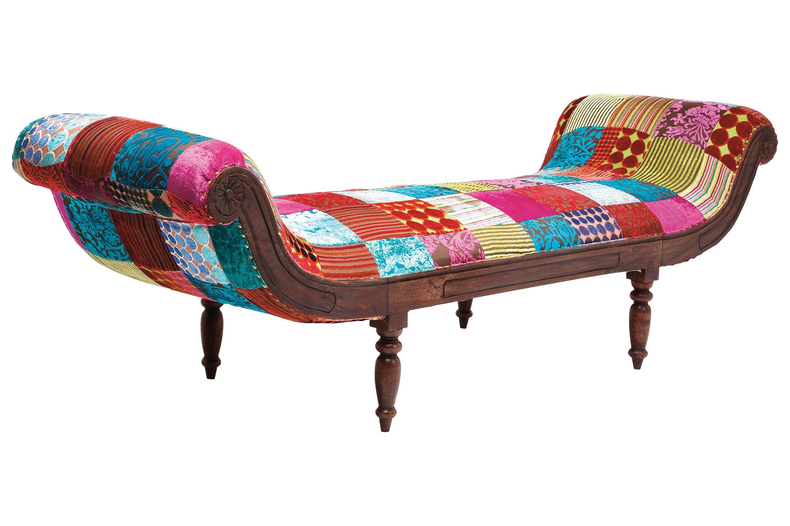 Bank Alissi Patchwork | furniture | Pinterest