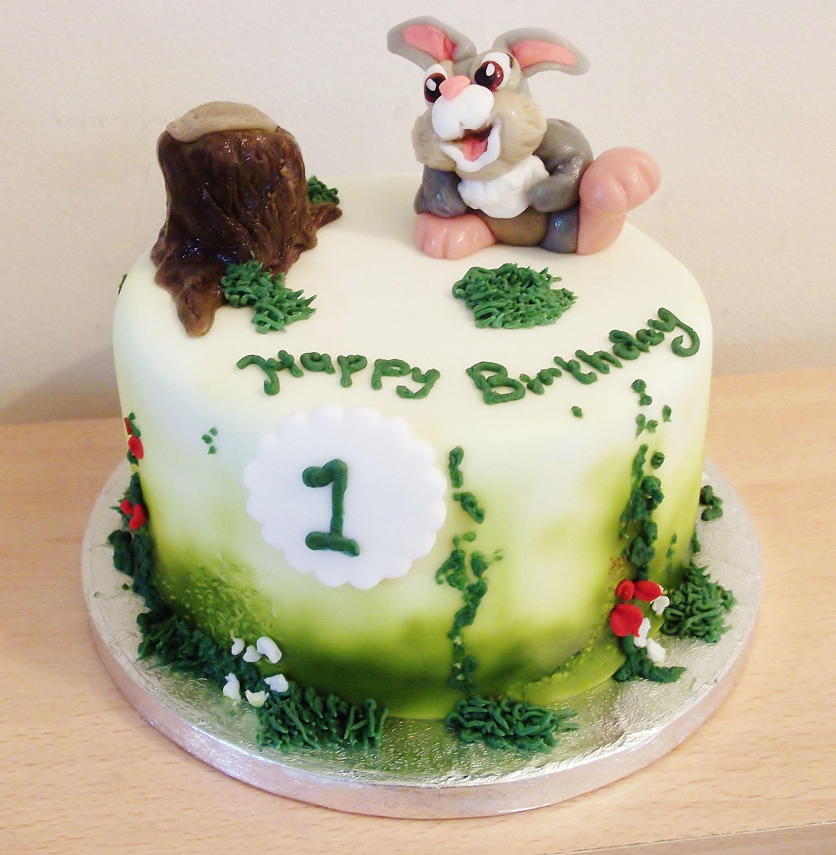 Thumper From Disney Quot Bambi Quot Disney Cakes Cake