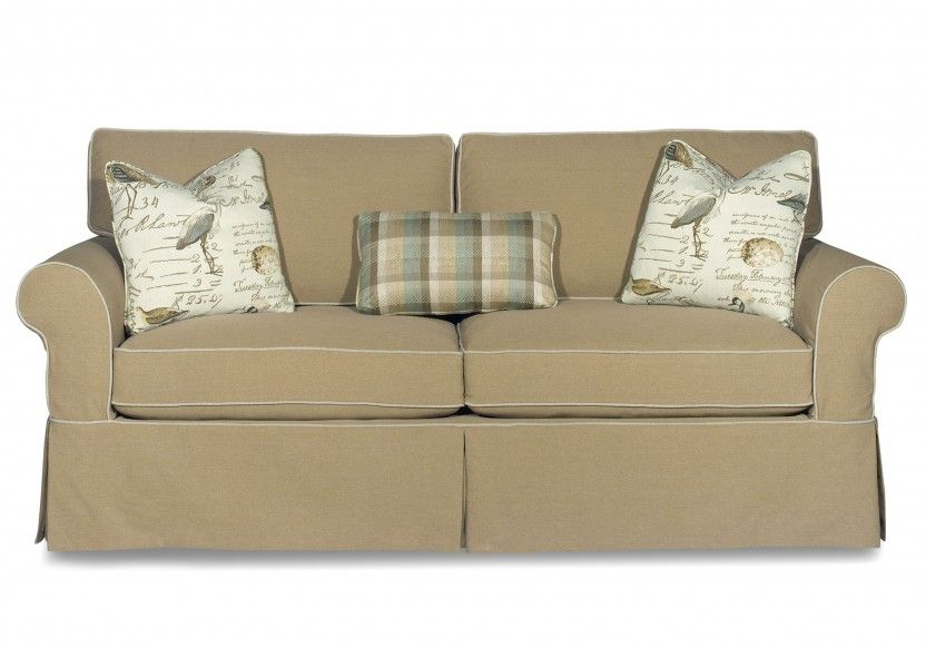 Paula Deen Furniture Outlet | Paula Deen Khaki Sofa   Khaki 1 /Linosa