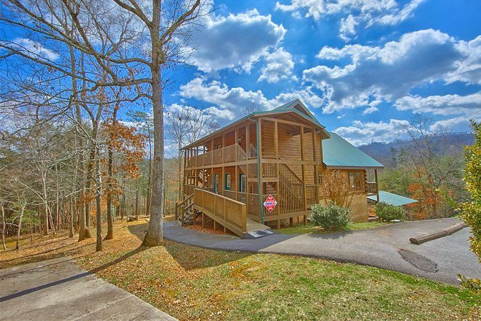 cabins main forge business and pigeon cabin rentals large hearthside tn