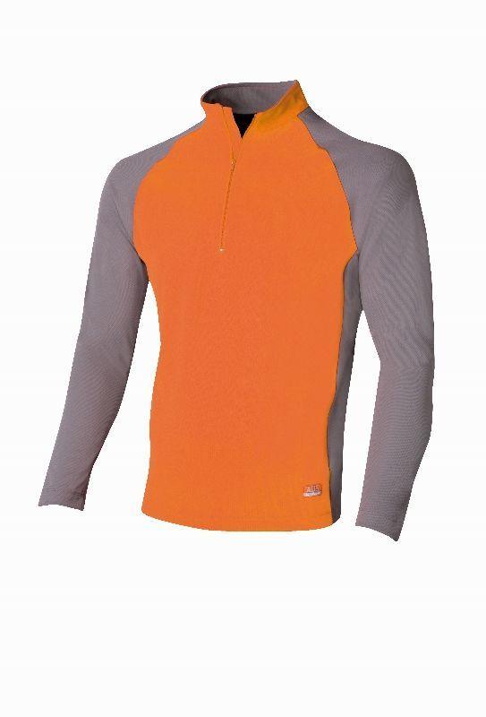 Keela Ads Mens Zip Top Long Sleeve Activewear Tops Clothing, Shoes & Accessories
