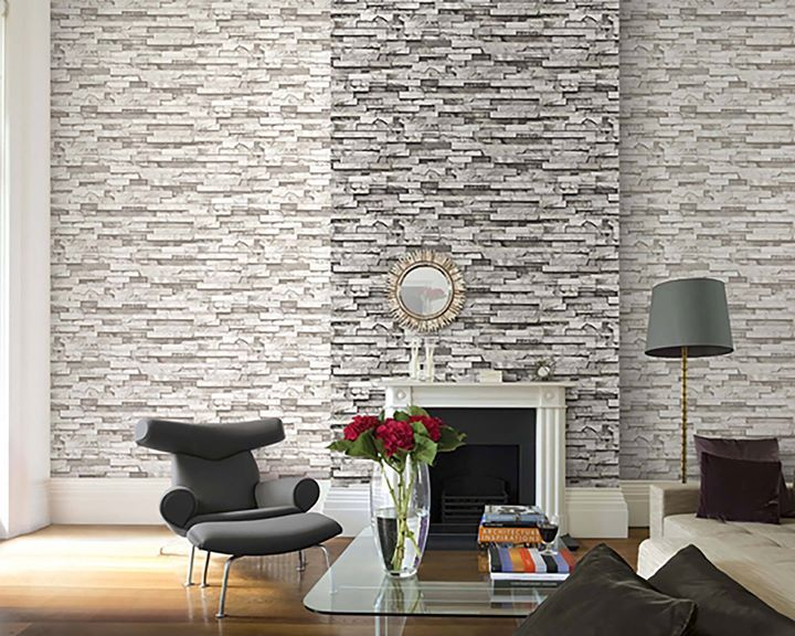 Stone Wallpaper Available Now In Karachi 3d Brick Wallpaper Wallpaper Stone Wallpaper Brick Design Wallpaper House Design 3d Brick Wallpaper Brick Design