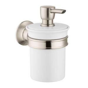 Delicieux Wall Mounted Soap Dispenser Brushed Nickel   Google Search