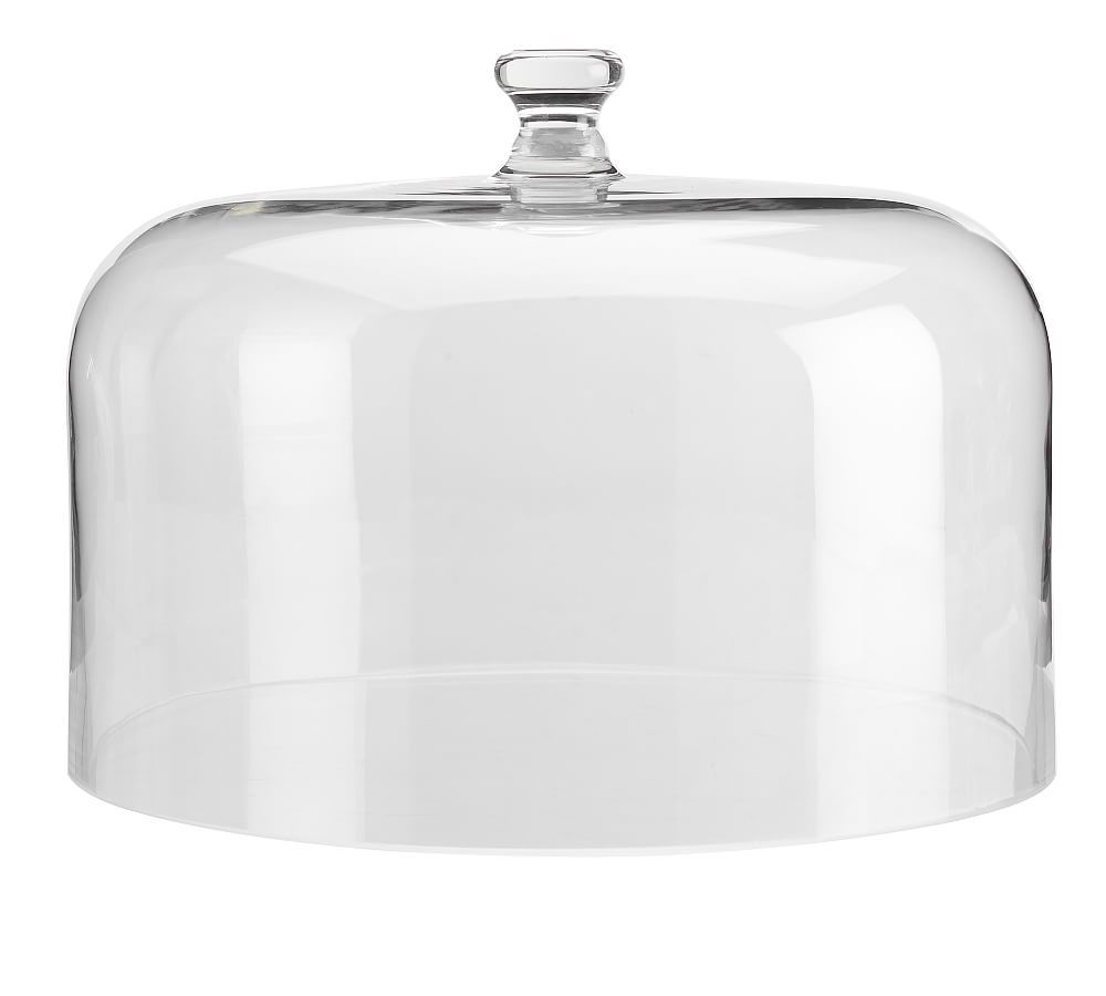 Grace pressed glass cake stand dome in 2020 glass