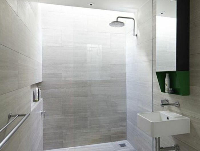 La salle de bain avec douche italienne 53 photos! - salle de bain design douche italienne