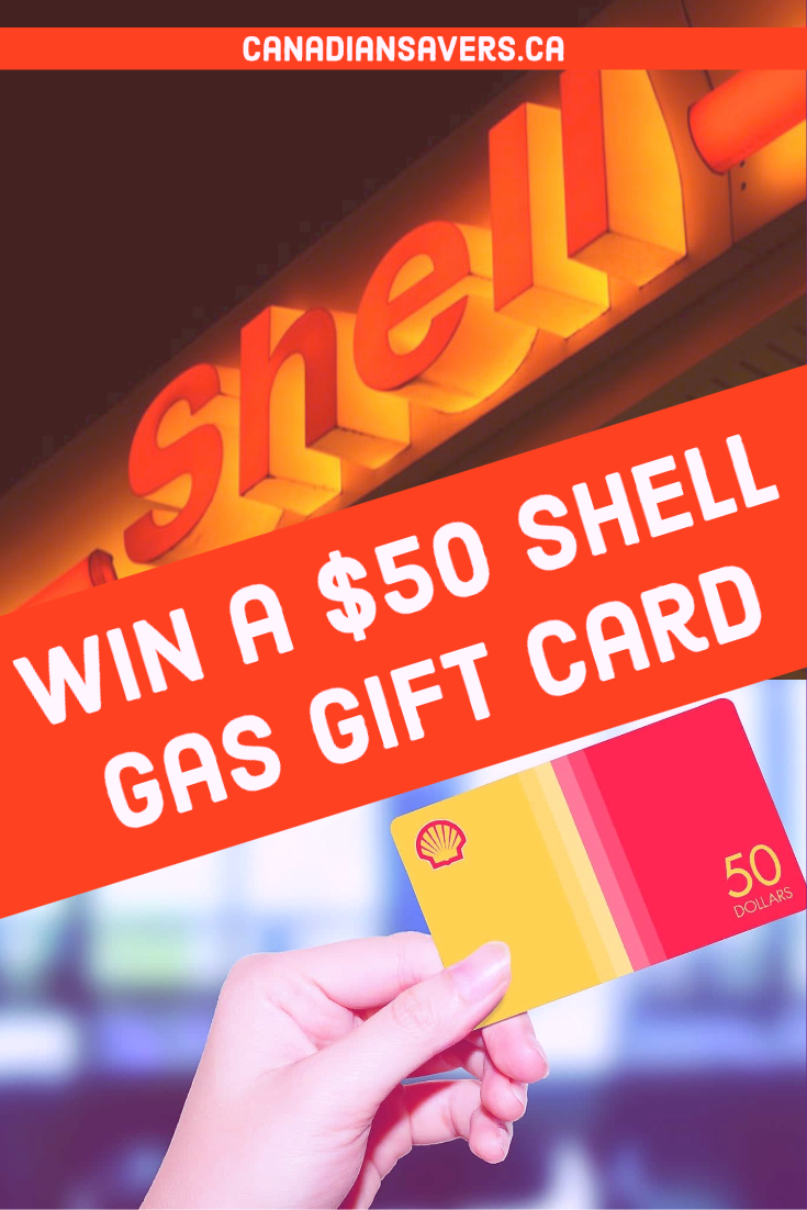 Shell Gift Card Online