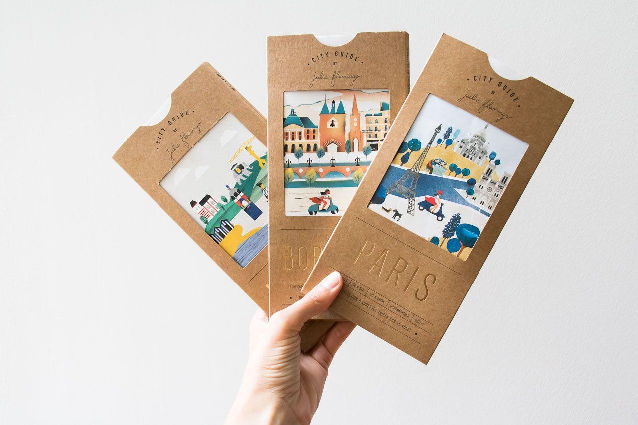 Les City Guides de Julie Flamingo chez Maison Mathûvû - Lyon