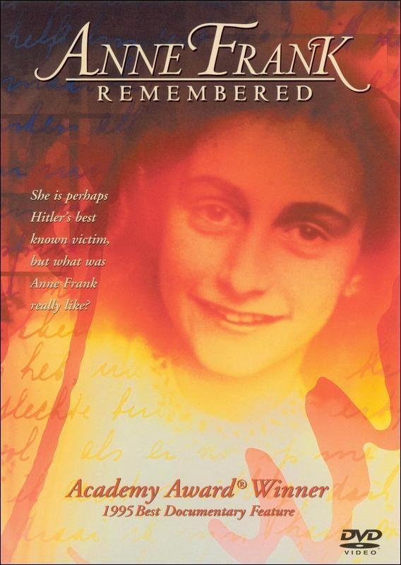 Michfoer268 Anne Frank Dokumentarfilme Filme