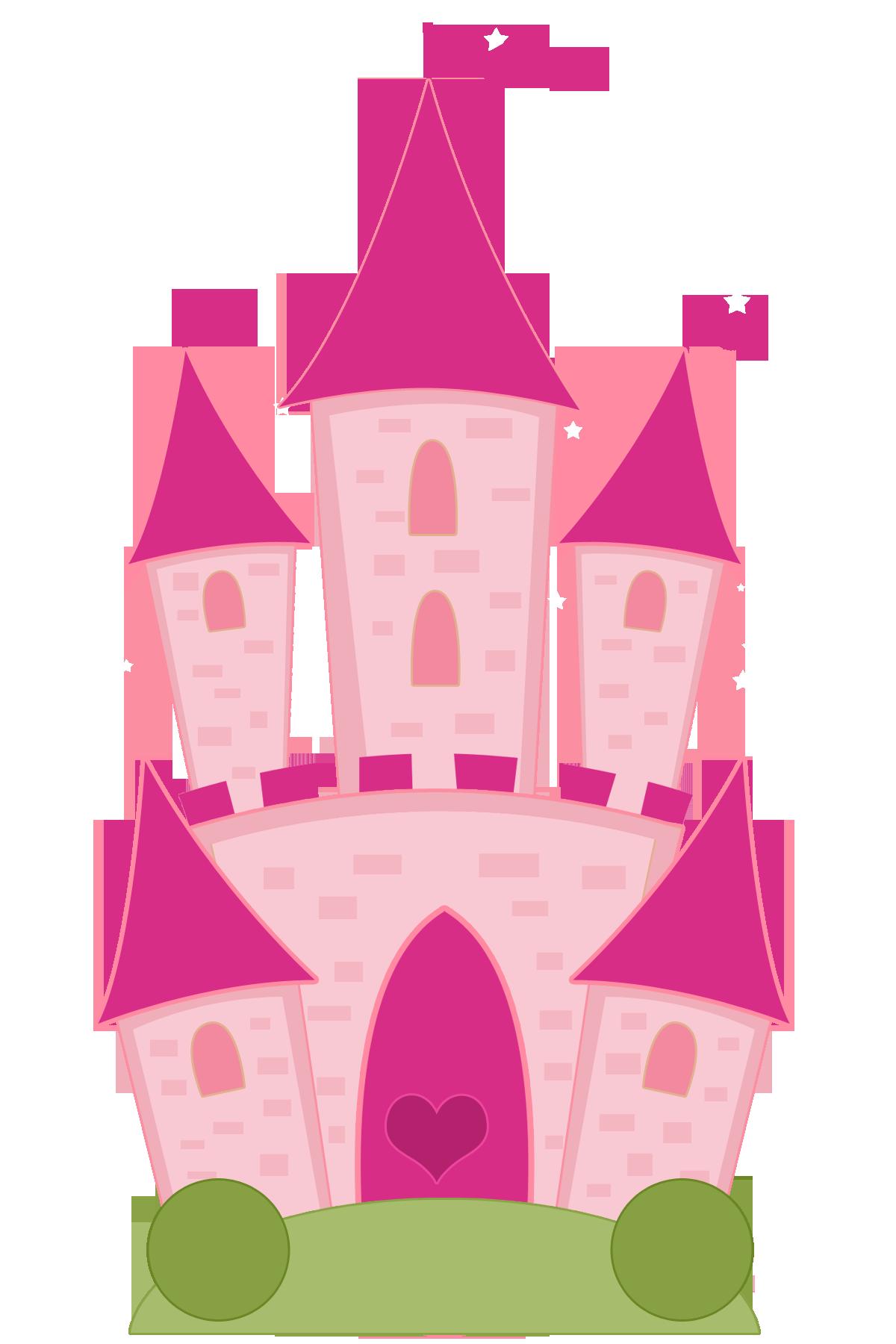 free disney princess castle clipart - photo #41