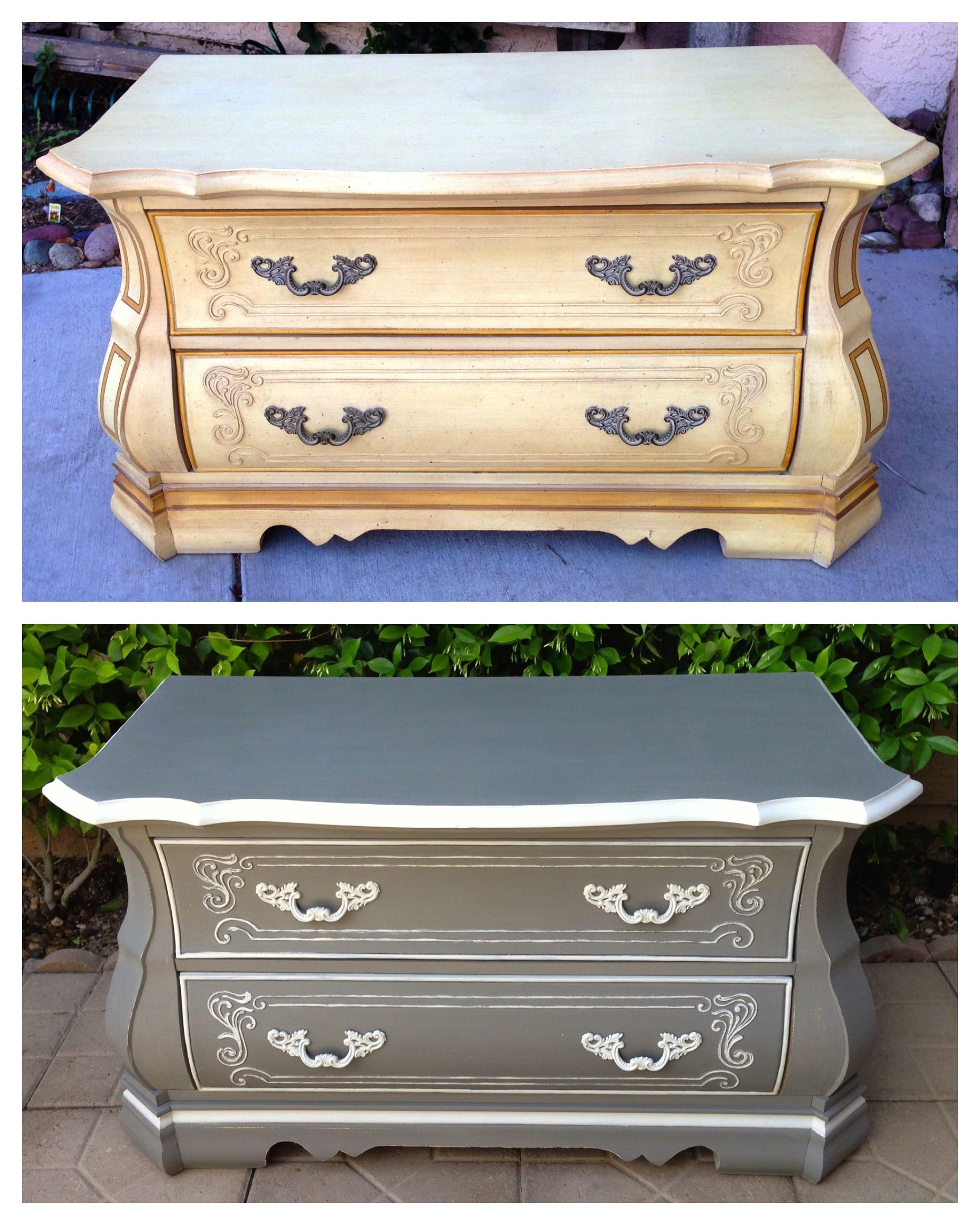 furniture refurbished. i love this refurbished style furniture