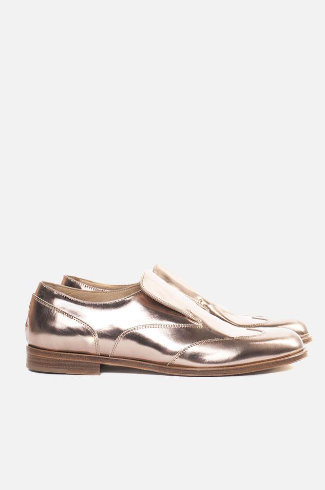 L'F shoes - PLUS_ROSE GOLD on ilflor.com