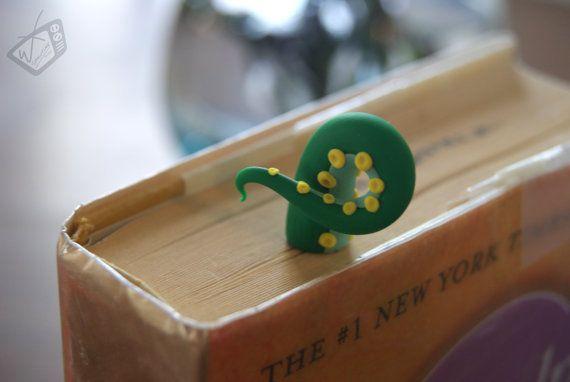Tentacle Bookmark