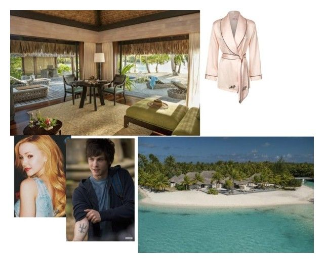 """""""Their room"""" by aquamarine03 ❤ liked on Polyvore featuring Bora Bora, Agent Provocateur, women's clothing, women's fashion, women, female, woman, misses and juniors"""