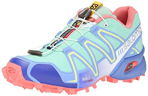 Salomon Women's Speedcross 3 Trail Running Shoe, Lucite Green/Petunia Blue/Melon Bloom, 7 M US Salomon http://www.amazon.com/dp/B00KWK8OVA/ref=cm_sw_r_pi_dp_vKemvb0DDAM0Z