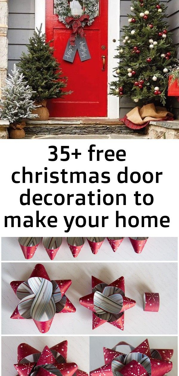 35+ free christmas door decoration to make your home the jolliest on the block new 2020 - page 12 of #christmasdoordecorationsforwork