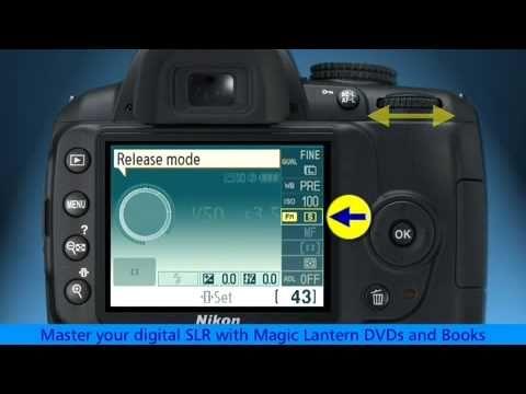 nikon d3000 customizing the function button shooting 101 rh pinterest nz Nikon D3000 Tips shooting in manual mode nikon d3000