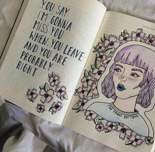 Imagen de art and book